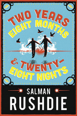 Cover of Two Years, Eight Months and Twenty-Eight Nights
